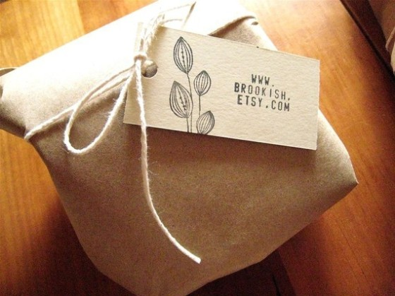 Brookish Mr. Darcy proposal mug wrapped