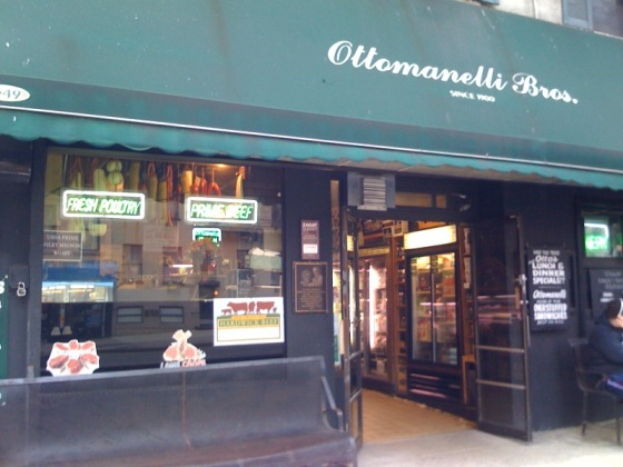 ottomanelli brothers butcher shop